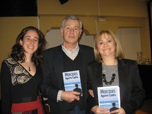 Presentación de El Narrador de cuentos en Euskal Etxea (Hogar Vasco de Madrid).